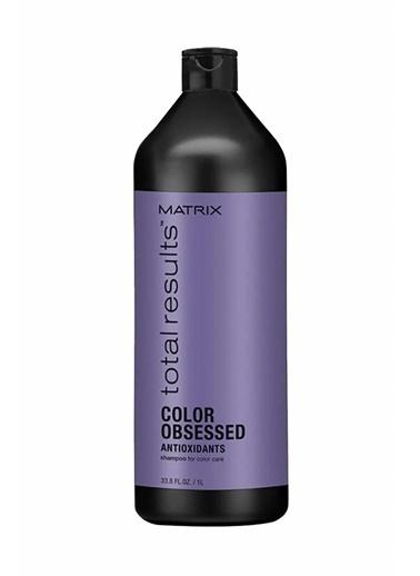 Matrix Matrix Total Results Antioxidant Boyalı Saçlar İçin Renk Koruyucu Şampuan 1000 Ml Renksiz